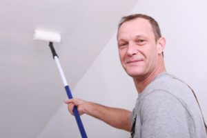 this image shows los angeles popcorn ceiling removal